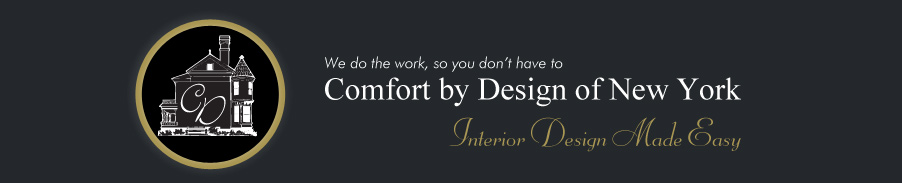Long Island Interior Designers Comfort by Design of NY